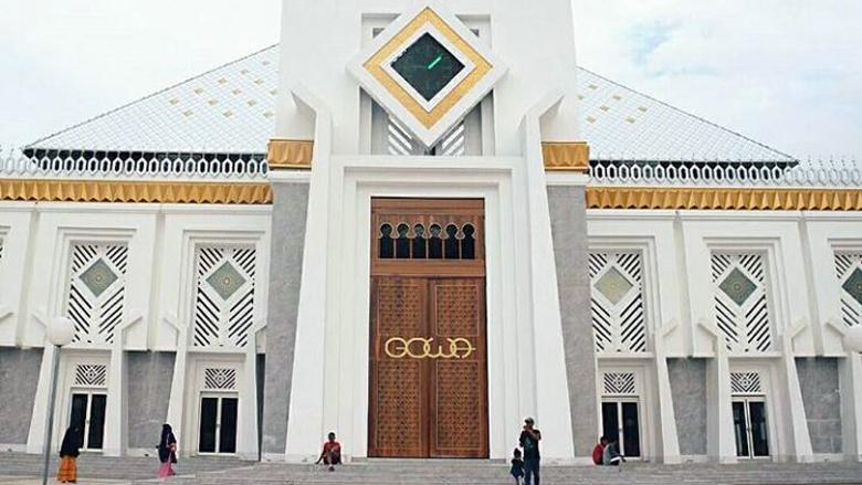 Mesjid Agung Syech Yusuf Gowa